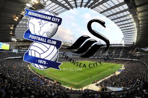 Birmingham vs Swansea City