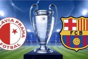 Slavia Prague - Barcelona bet365