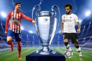 Atletico Madrid - Liverpool bet365