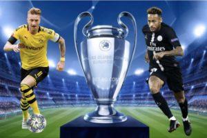 Borussia Dortmund - PSG bet365
