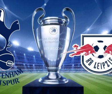 Tottenham - RB Leipzig bet365