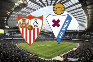 Sevilla - Eibar bet365