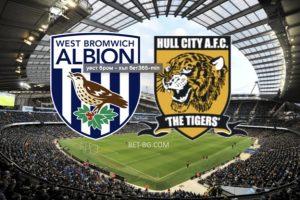 West Brom - Hull City bet365
