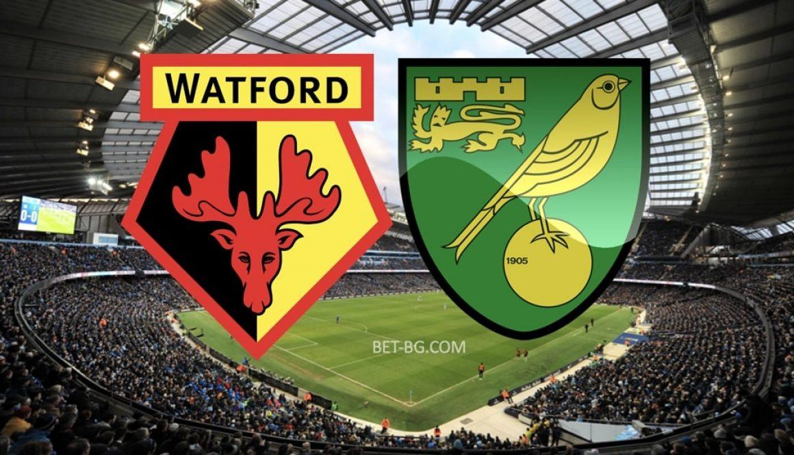 Watford - Norwich bet365