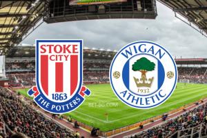 Stoke City - Wigan Athletic