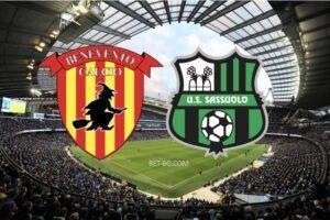 Benevento - Sassuolo bet365