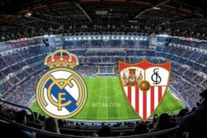 Real Madrid - Sevilla bet365