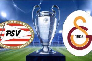 PSV - Galatasaray bet365