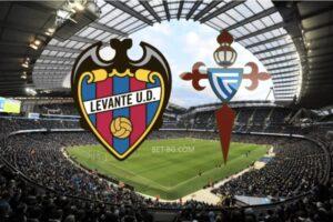 Levante - Celta Vigo bet365