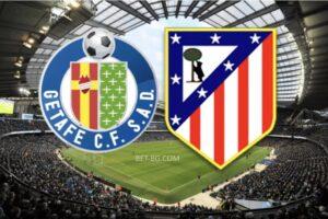 Getafe - Atletico Madrid bet365