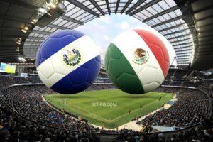 El Salvador - Mexico bet365